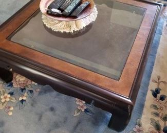 Asian Influence Coffee Table by Broyhill
