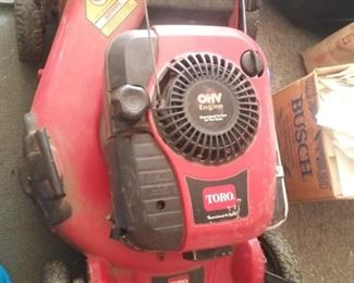 Toro Push Lawn Mower