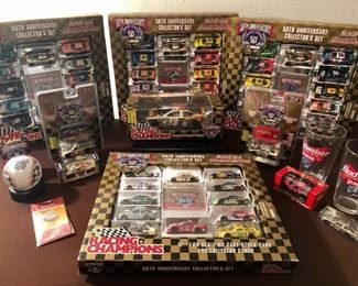 004 NASCAR Collection 50th Anniversary Part One