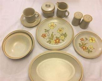 Hearthside vintage dinnerware