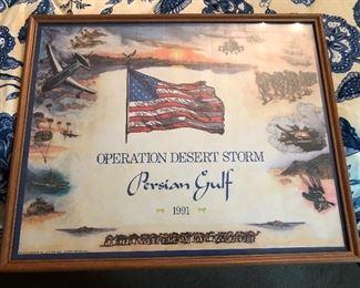 Operation Desert Storm $24