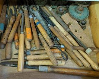 Lathe/Wood Chisels