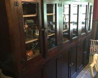 1800's Cupboard