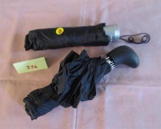 356 Pair umbrellas Was $6; Now $4
