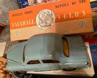 Official model replica of the VAUXHALL Velox $125