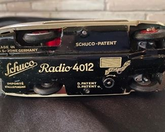 Schuco Made in US-zone Germany Radio 4012 $225