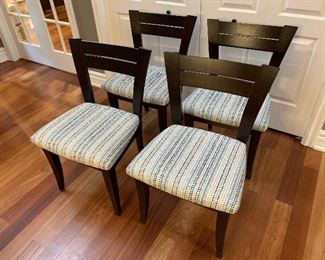 """Henredon chairs (21""""W x 23""""H) - $150/each or best offer"""