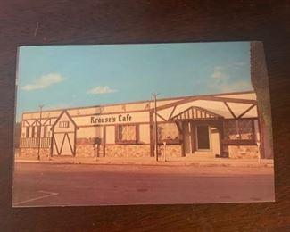 Old Krauses postcards