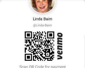 PLEASE USE THIS CODE FOR VENMO PAYMENTS