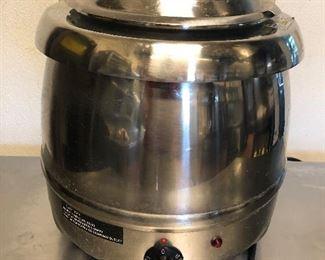 $120 - Winco Soup Warmer. Model ESW-70. In great shape.  (Photo 1 of 3)