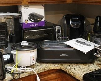 There are kitchen appliances for any occasion and any project.