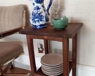 DR small sturdy side table