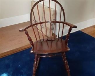 Wood Chair with arms