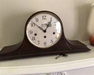 Seth Thomas Medbury 6W Mantle Clock Germany Westminster Chimes