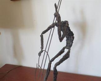 Vintage Wire Sculpture