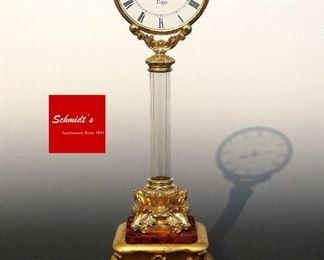 Rare Robert-Houdin Mystery clock
