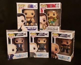 WWE vs. Fast and the Furious Pop! Figures https://ctbids.com/#!/description/share/409440