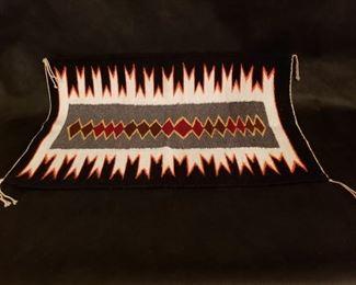 Handmade Navajo Rug https://ctbids.com/#!/description/share/409437