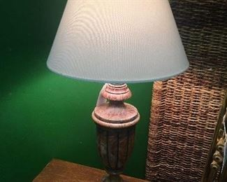 $35.00 Marble Lamp