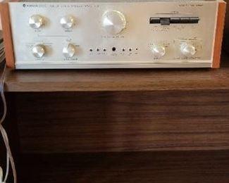 #231 Kenwood KA-6000 stereo amplifier 17 x12  $75