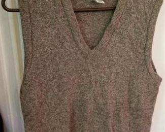 #161 ll bean small wool sweater  $3