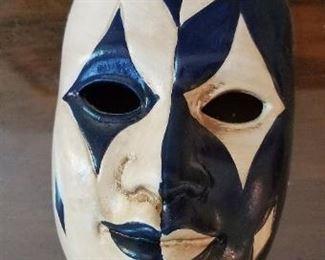 #142 porcelain mask 7x 4   $10