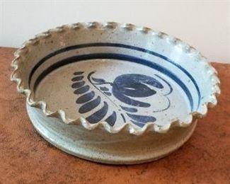 #99 pie crust bowl 9.5 inch diameter  $3