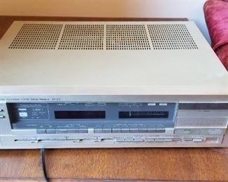 #31 techno stereo receiver  SA-810. $25