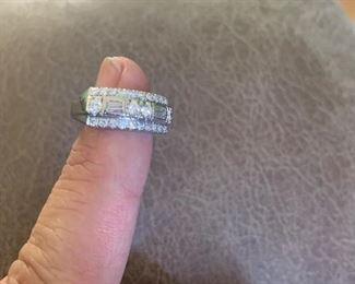 diamond ring  3 Modern