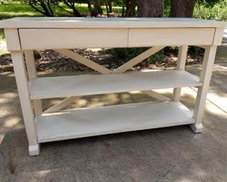 Paula Deen Home farmhouse table
