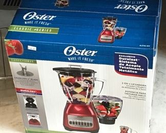 BRAND New in box Oster Classic series Blender