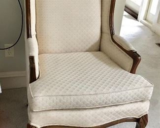 Very Fine & Clean Wing back chair