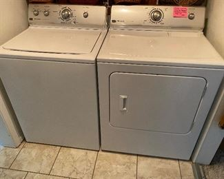 Maytag Washer and dryer very nice!