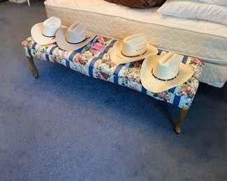 Stetson Straw hats, Wrangler hat