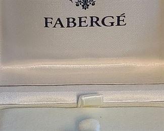 Stunning Faberge Ring. Uniquely Exquisite.