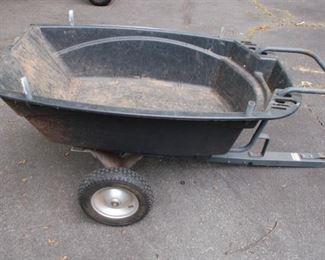 Yard/dump cart