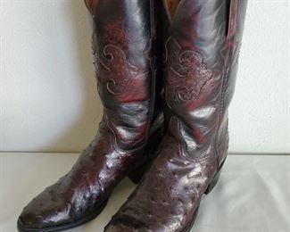 002 Lucchese Boots
