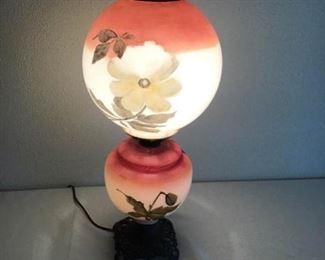 004 1898 Hurricane Lamp