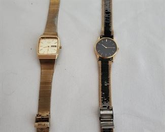 2 Mens Watches