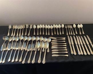 Lunt Sterling Flatware