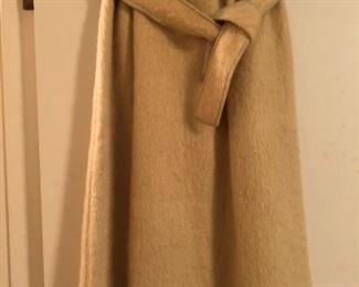 J. Tiktiner Mohair Skirt - US size 8.  Amazing condition, fully lined with double lining.