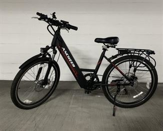 """Ancheer, City-E Bike. 26"""". 36V 10Ah Lithium Battery. 250W Motor. Retails for $650.00. Find the FULL LISTING, Prices and MAKE AN OFFER, on our website, www.huntestatesales.com"""