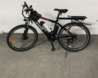 """Ancheer MAX, Men's Electric Bike, 26"""". 36V 8Ah Lithium Battery. 250W Motor. Retails for $650.00. Find the FULL LISTING, Prices and MAKE AN OFFER, on our website, www.huntestatesales.com"""