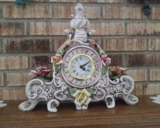 Capodimonte Clock