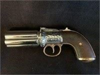 Vintage Avon Cologne Decanter Gun