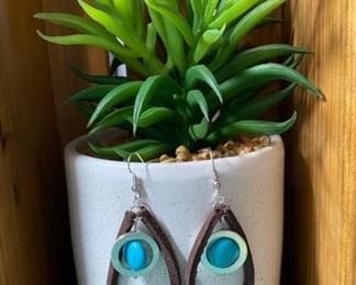 Fabulous Selection of Southwestern Inspired One of a Kind Earrings