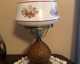 Vintage Lamp - $50