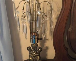 Collectible Lamp - $50