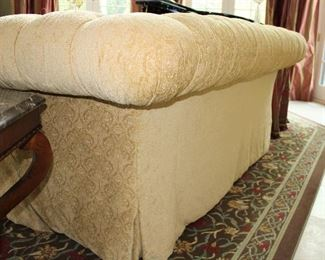 GOES WITH  #1-BACK OF CENTURY SOFA