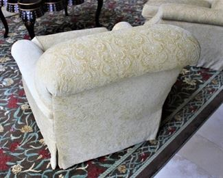 GOES WITH #5-BACK OF CENTURY CHAIR